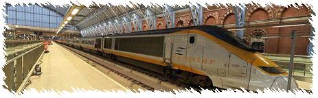 Eurostar St Pancras